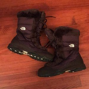 North Face Snow Boots Size 7